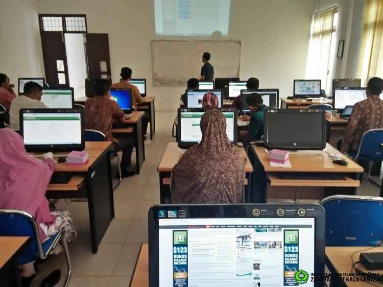Kepala UPT TIPD Buka Workshop E-Office